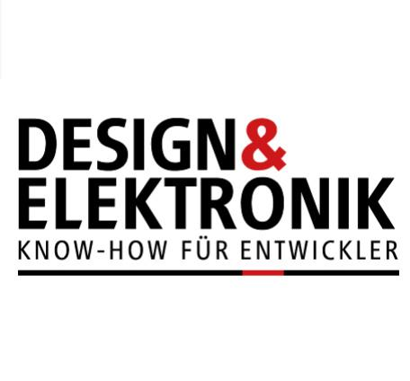 Design & Elektronik Logo