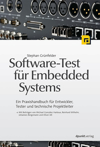 uuml;nfelder: Software-Test für Embedded Systems