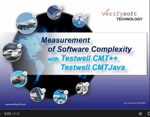 Complexity Measurements with CMT++/CMTJava