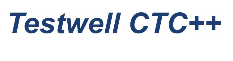 Testwell CTC++ Coverage Analyser → Integrated in many IDEs