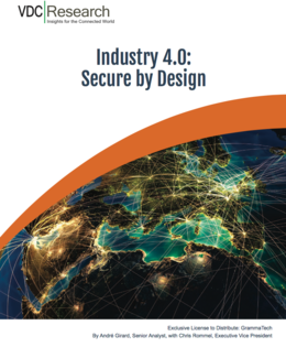 VDC research reports on Industry 4.0 security concerns