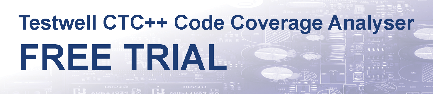Testwell CTC++ Code Coverage Analyser