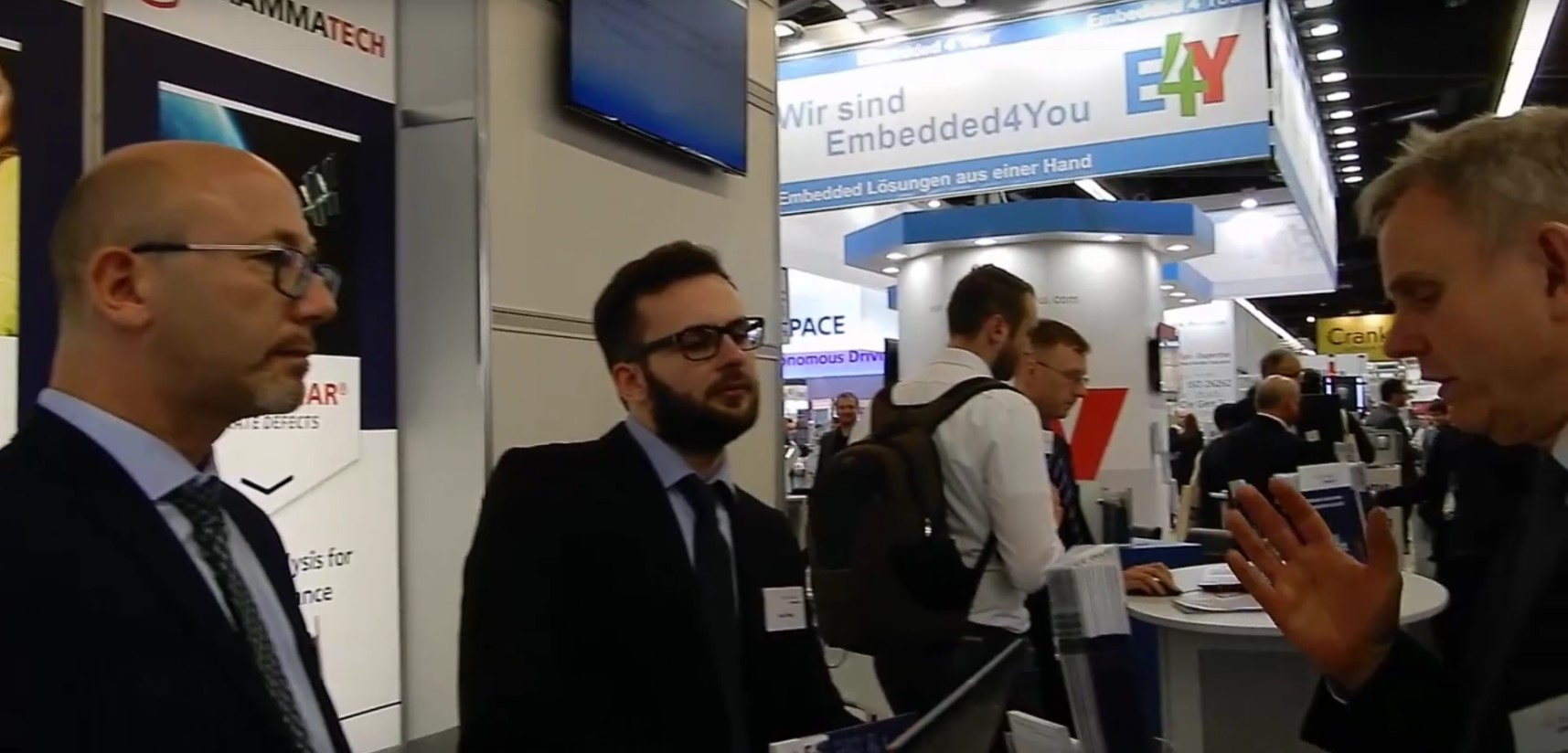 Verifysoft at Embedded World 2019